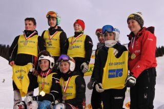 Gelbe Trikot 2SCO-Cup